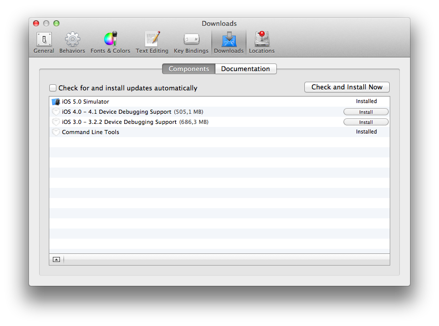 Xcode 4 3 and Homebrew: Where did my command line tools go